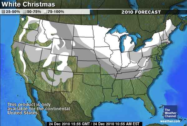 While The East Coast May Not Get Much Of A White Christmas This Year There Is A Chance For A Decent Winter Storm From The Carolinas To New England On