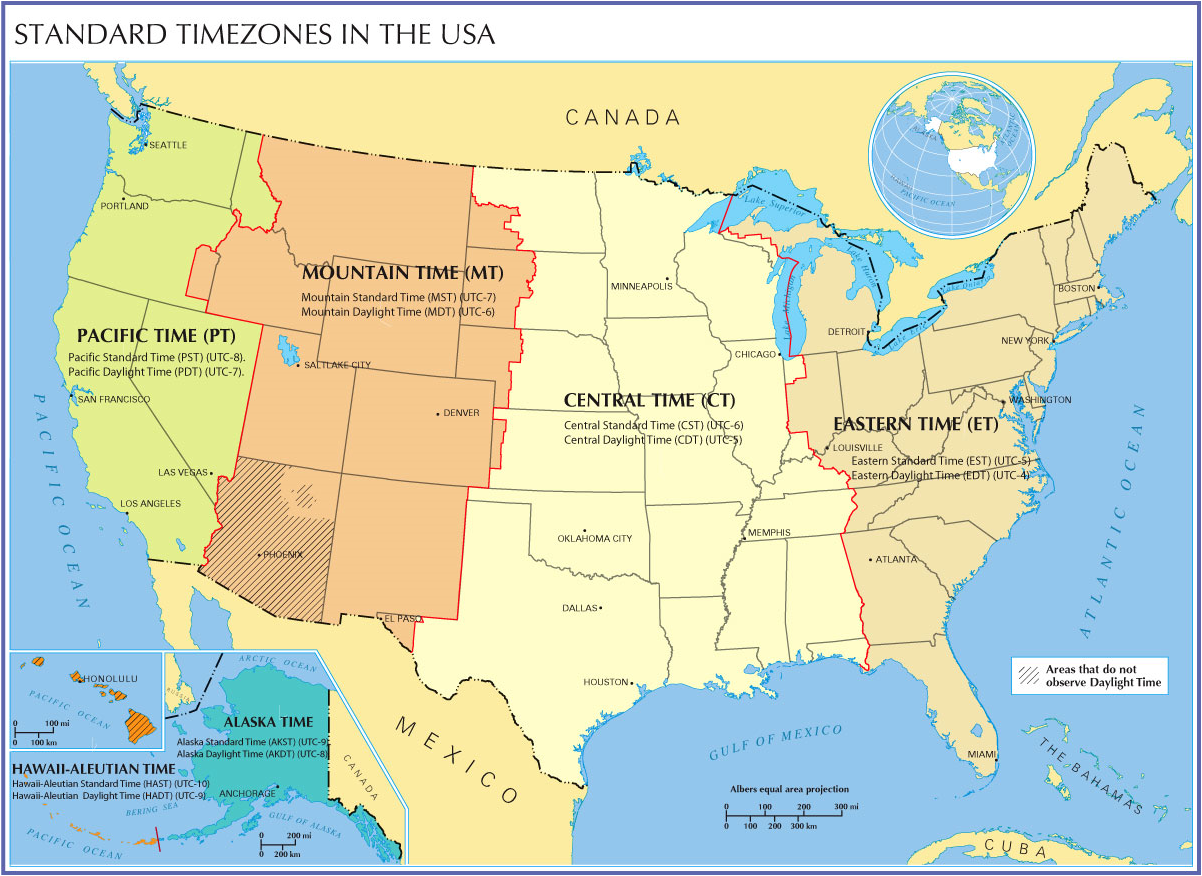 Green Sky Chaser » Meteorology 101: Time Zones